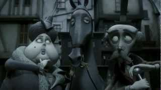 Corpse Bride - Secondo i Piani (According to Plan (Italian dub)) HD