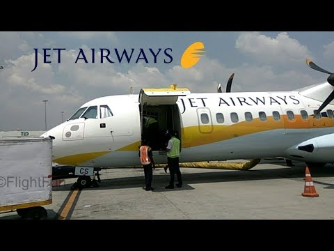 Jet Airways 9W872 | Bengaluru To Mangalore Flight Trip Report