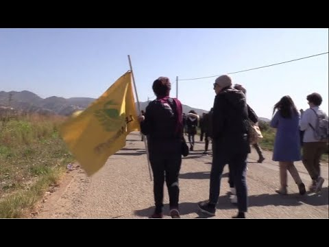 Marcia per la pace e la nonviolenza 2019-2020, la tappa di Reggio Calabria