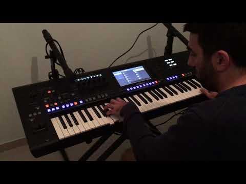 Yamaha Genos Armenian Zurna