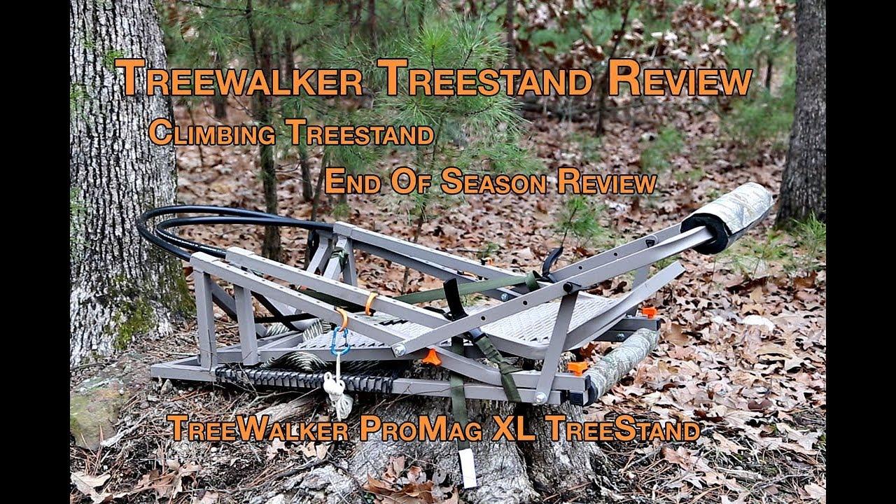 Tree Walker Tree Stand Season Review Youtube