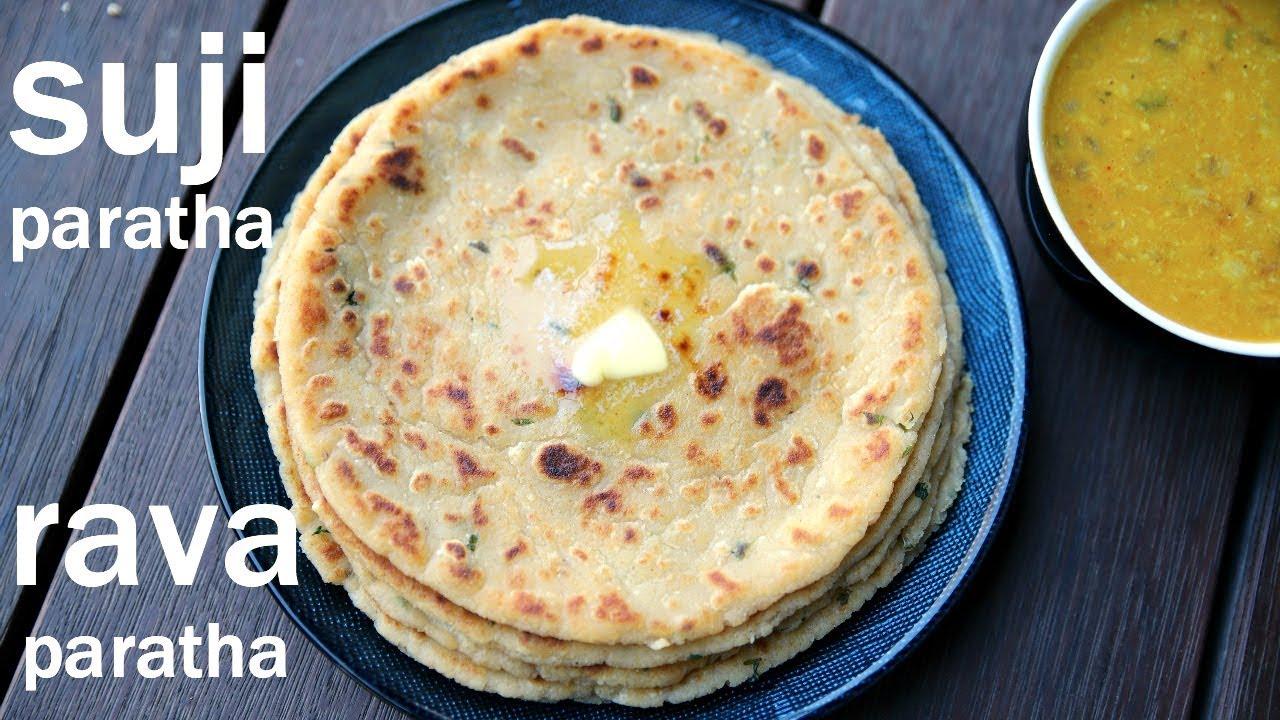 Suji ka paratha recipe sooji paratha rava paratha