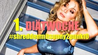 DIÄT WOCHE 1 - GEWICHT - FORMCHECK - ERNÄHRUNGSUPDATE - KALORIEN - WHAT I EAT