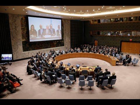 Reunión urgente del Consejo de Seguridad de la ONU tras los ataques a Siria
