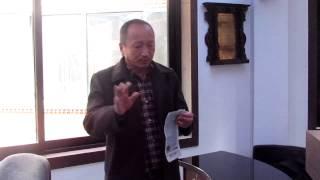 Poet Shrawan Mukarung