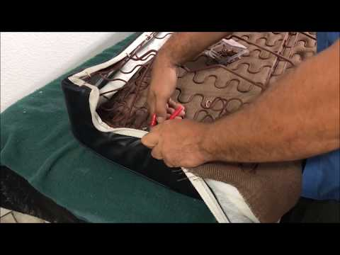 Chevelle Rear Seat Upholstery And INFO DIY Do It Yourself GTO Cutlass GM A Body
