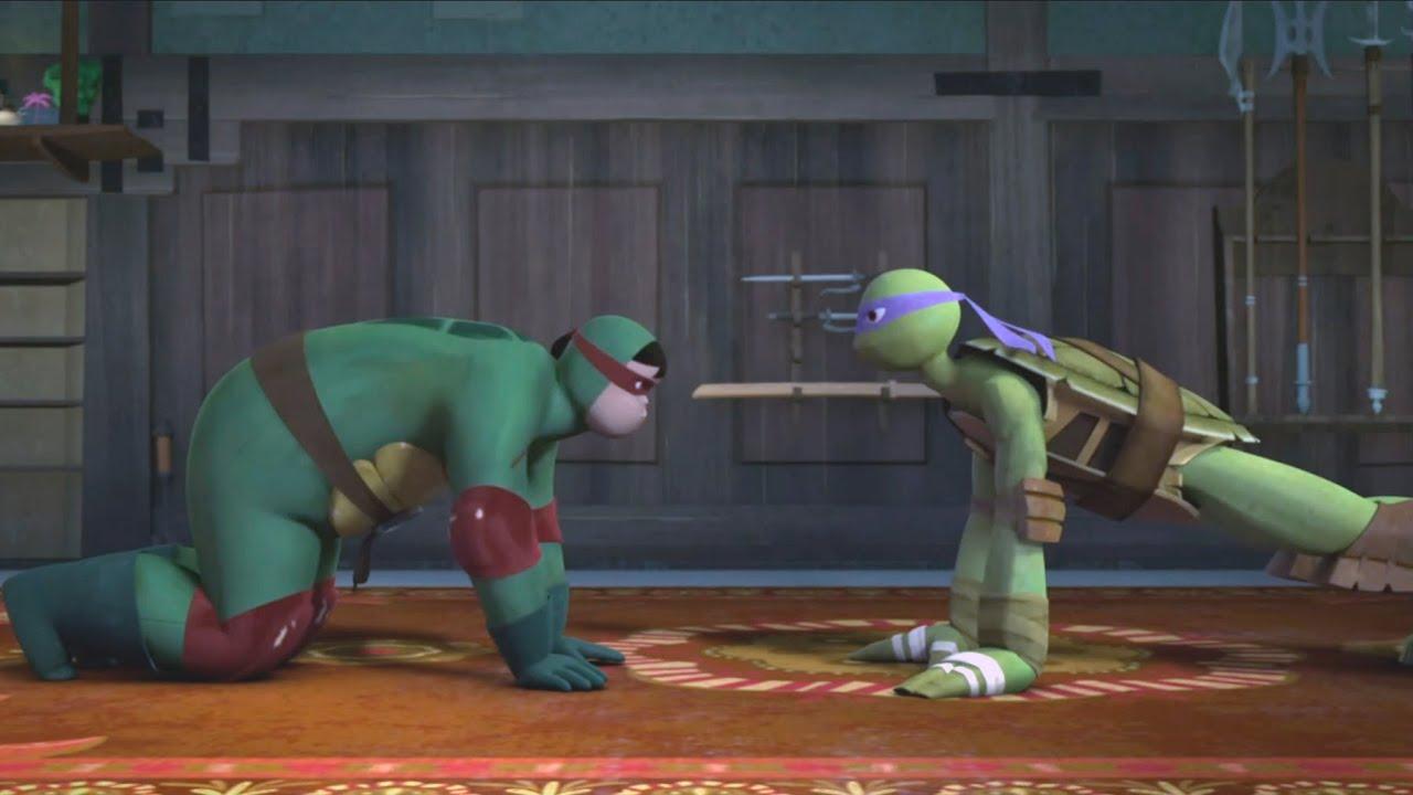 Too Hard - Teenage Mutant Ninja Turtles Legends