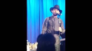 Grammy Museum  {Fan Cam} Tahj Mowry Jealous cover