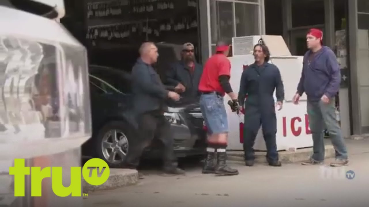 Lizard Lick Towing Repo Breakdown At The Auto Shop Youtube