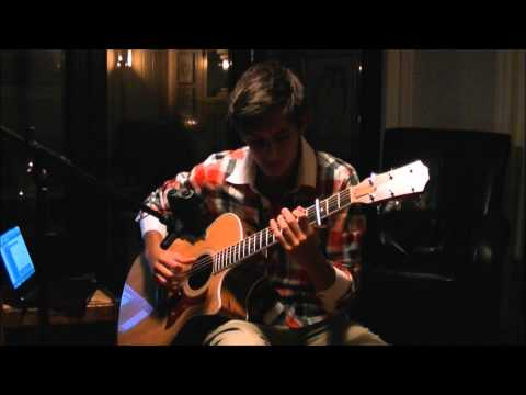 (Andy Mckee) For My Father - Christoffer Brandsborg