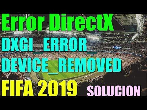 dxgi_error_device_removed error - Myhiton
