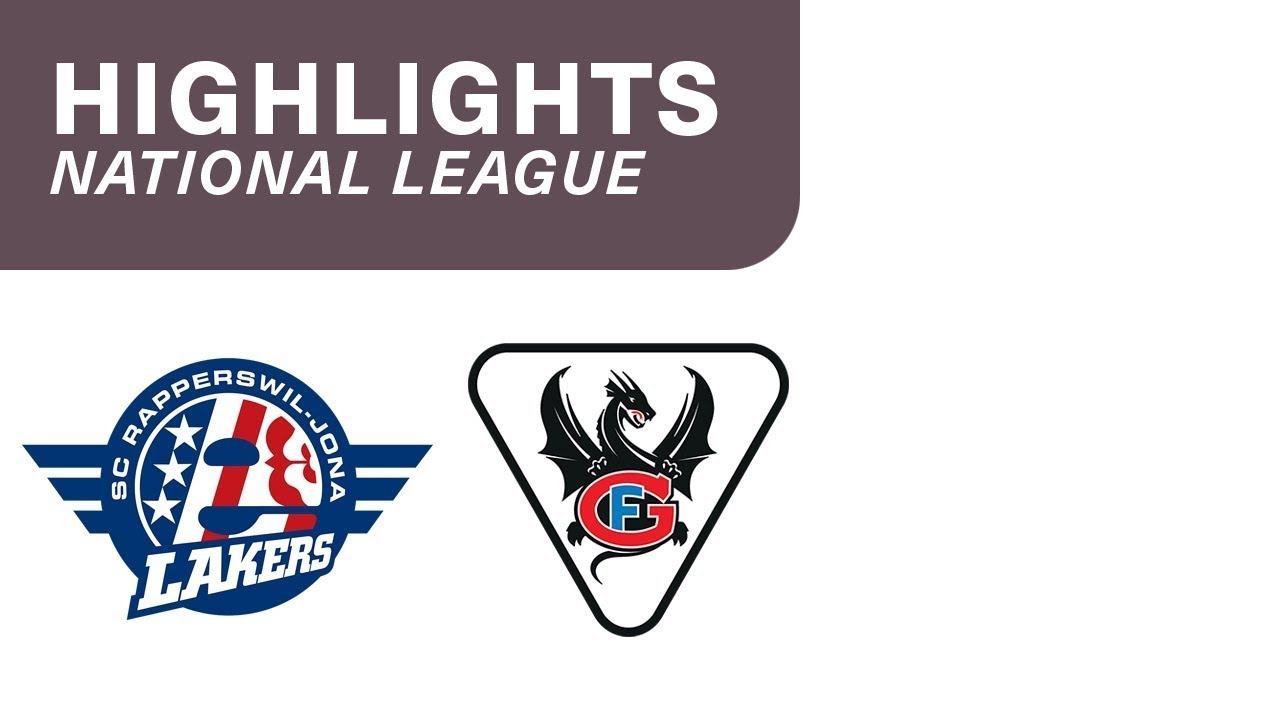 SCRJ Lakers vs. Fribourg 1:4 - Highlights National League