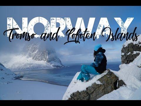 TRAVEL - TROMSØ AND LOFOTEN ISLANDS [GoPro / Sony Alpha 6500 / DJI MavicPro]