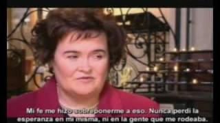 Entrevista a Susan Boyle: