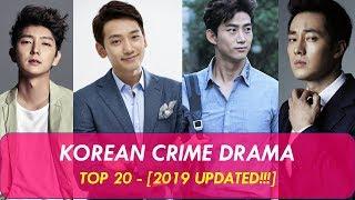 Korean Crime Dramas - Top 20 List