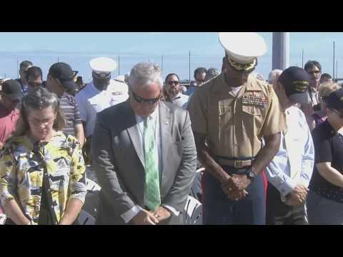 Full Ceremony: The Commissioning of the USS Washington