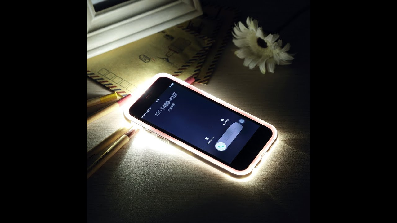 iphone led case led flash iphone 6 6 6s 11984
