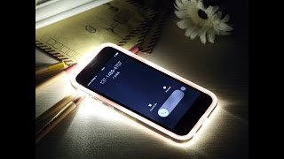 LED FLASH IPHONE 6/6+/6S CASE