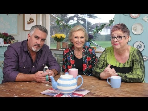 Ep2: Jo Brand as bakers' friend and sporting icon | Sport Relief 2014
