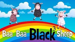 Baa Baa Black Sheep 3 | Baby Songs by Nani and Babu