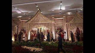 Adat Minang di Pernikahan Anak BG-Buwas