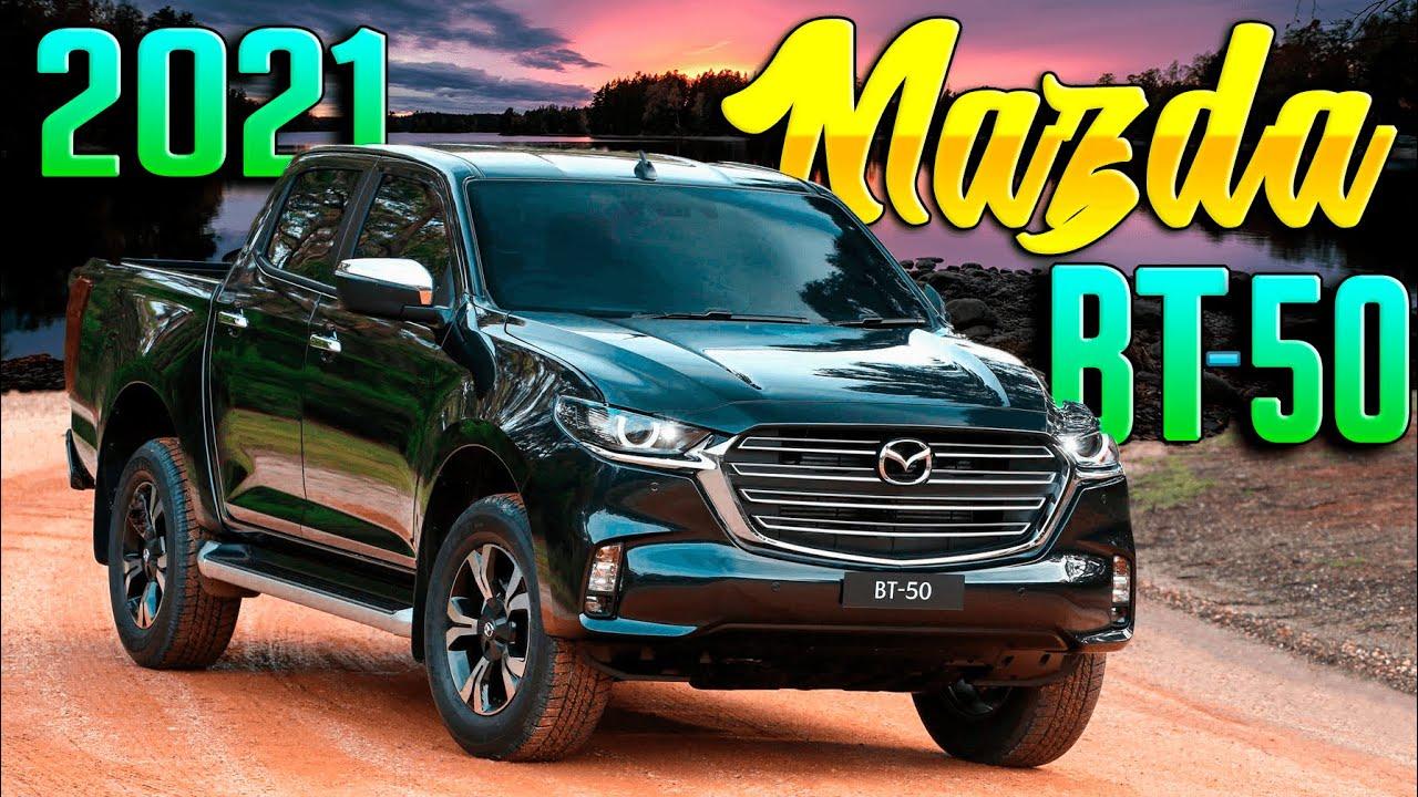 mazda bt-50 2021   interior & exterior   review - youtube