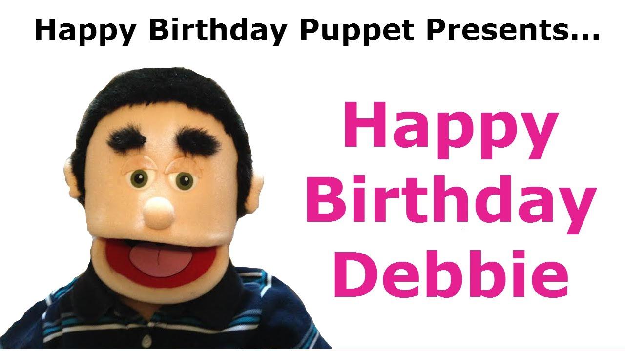 maxresdefault funny happy birthday debbie birthday song youtube
