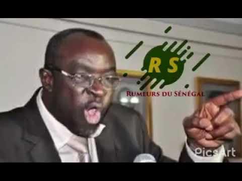 La réplique de Moustapha Cissé Lo après son exclusion