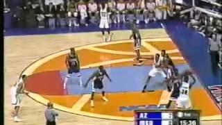 2001 NCAA Final Four Semi Final  Arizona vs  Michigan State part 1 of 3