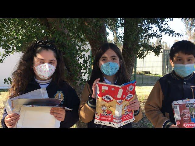 Take care of the Planet  - Colegio Pumahue Curauma