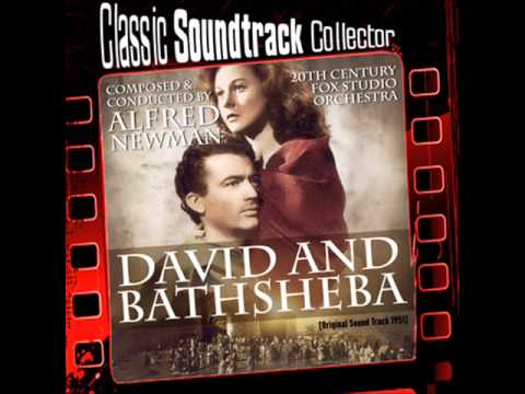On The Terrace - David And Bathsheba (Ost) [1951]