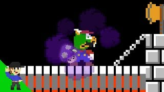 What really happens when Mario gets Cursed Mushrooms