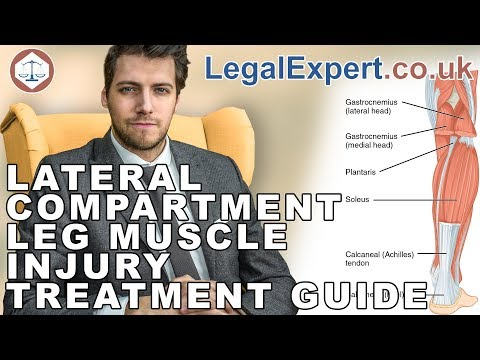 Lateral Compartment Leg Muscle Injury Treatment Guide ( 2019 ) UK