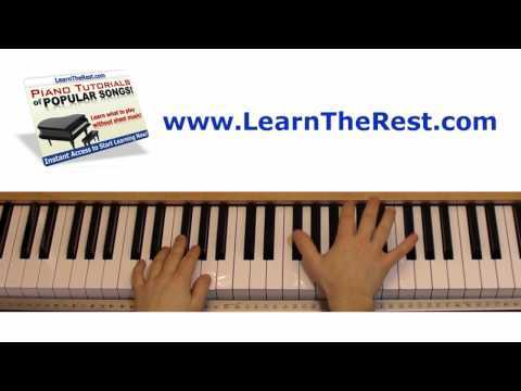 How to Play Sadness and Sorrow by Naruto Piano Tutorial