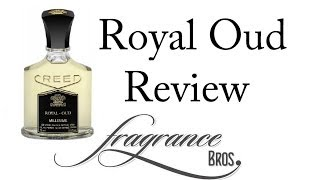 Creed Royal Oud Review! There's No Oud