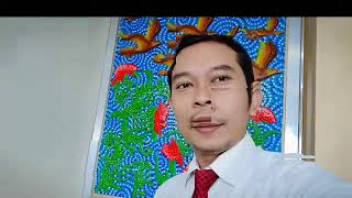 DONASI Sahrul Sudah SELESAI,  Pak Hadi Menyambangi Rumah Sahrul untuk Buat Rekening (29/06/2019)
