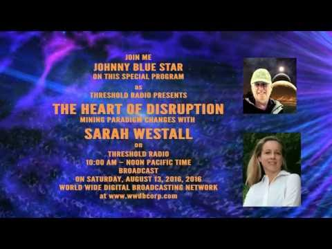 THR Promo 63 & 64: The Heart of Disruption With Sarah Westall Part 1-2