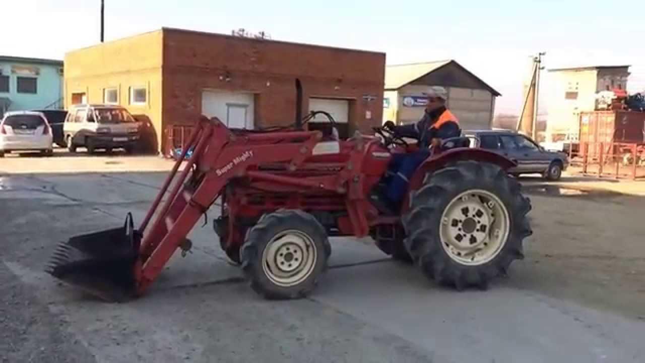 Мини трактор Синтай XT-140,отзыв после 3 лет эксплуатации по .