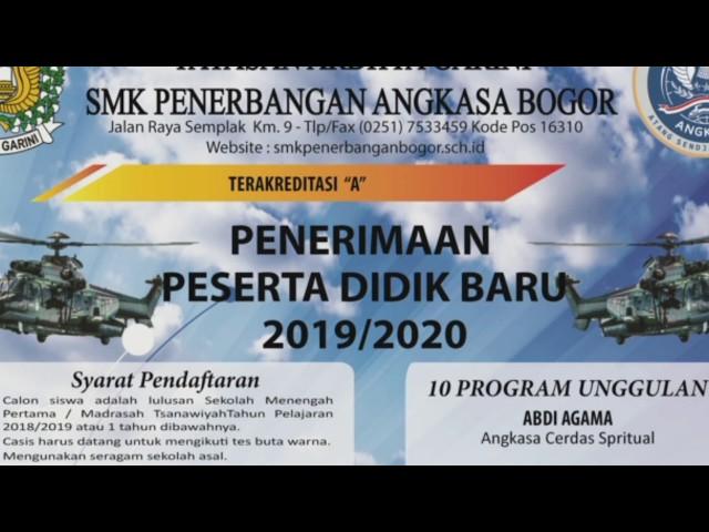 SMK Penerbangan Angkasa Bogor