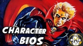 Character Bios: Adam Warlock