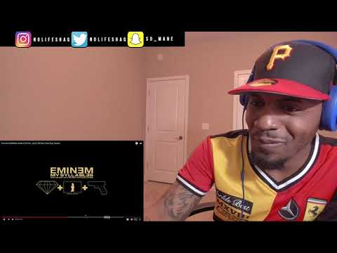 Eminem Syllables  ft Dr Dre, Jay Z, 50 Cent, Stat Quo, Cashis  REACTION