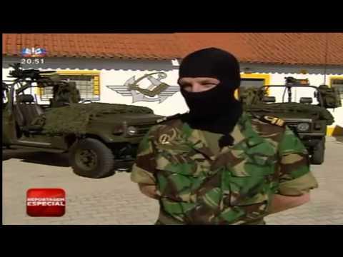 Reportagem sobre o DAE  (Portuguese Navy Special Operations)