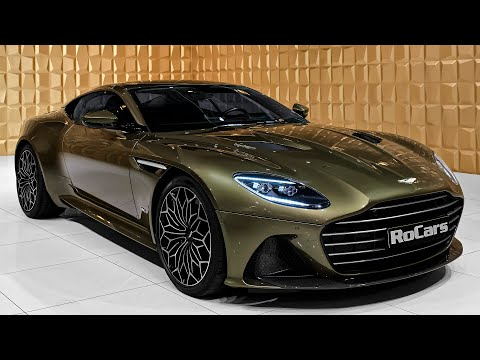 2021 Aston Martin DBS Superleggera 007 OHMSS Edition – Sound, Interior and Exterior