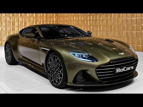 2021 Aston Martin DBS Superleggera 007 OHMSS Edition – Sound, Interior and Exterior