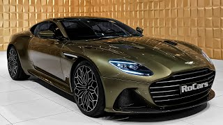 2021 Aston Martin DBS Superleggera 007 OHMSS Edition - Sound, Interior and Exterior