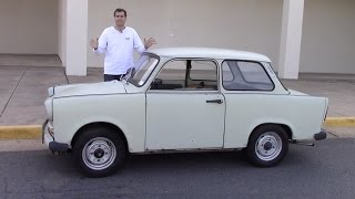 The Trabant Was an Awful Car Made By Communists