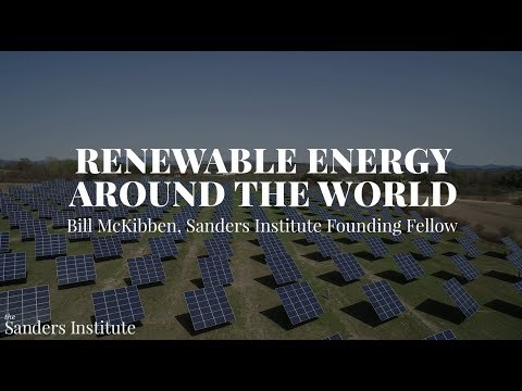 Renewable Energy Around the World (Subtitles)