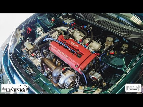 Turbo Honda Civic EK Hatch | Jason Waters Tuning