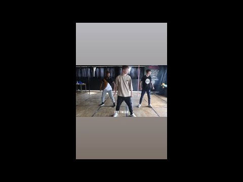 HRVY - Me Because Of You (Dance Rehearsals / Choreography)