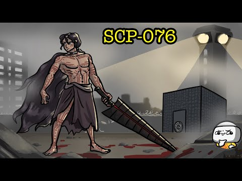 SCP-076 ABLE (SCP Animation)